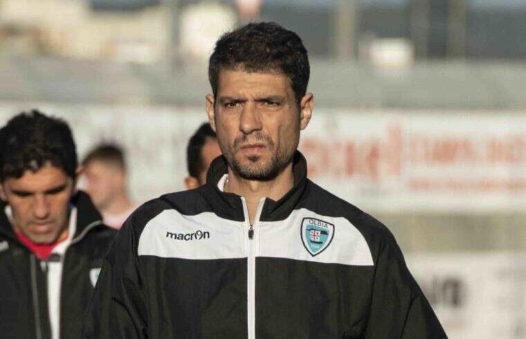 Michele Filippi, ex allenatore dell'Olbia | foto Emanuele Perrone