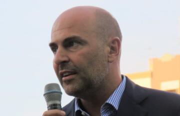 Tommaso Giulini, presidente del Cagliari