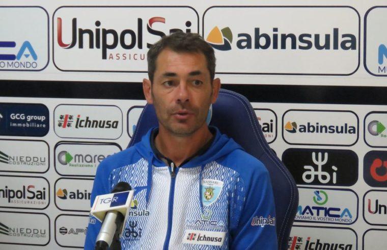 Stefano Udassi, allenatore del Latte Dolce