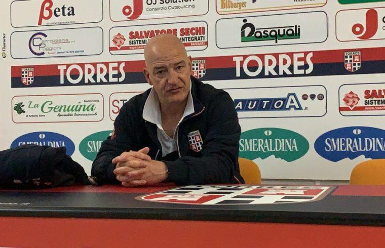 Marco Mariotti, tecnico della Torres