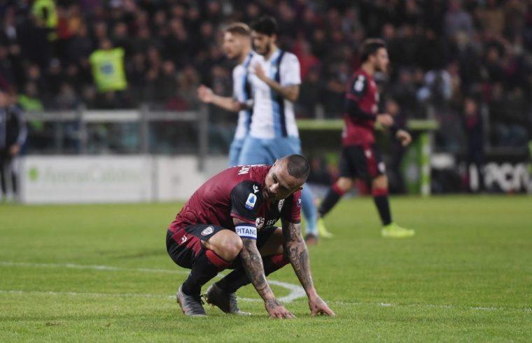 Radja Nainggolan contro la Lazio