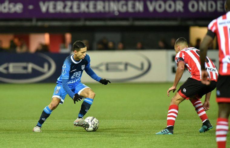 Mauro Junior in azione