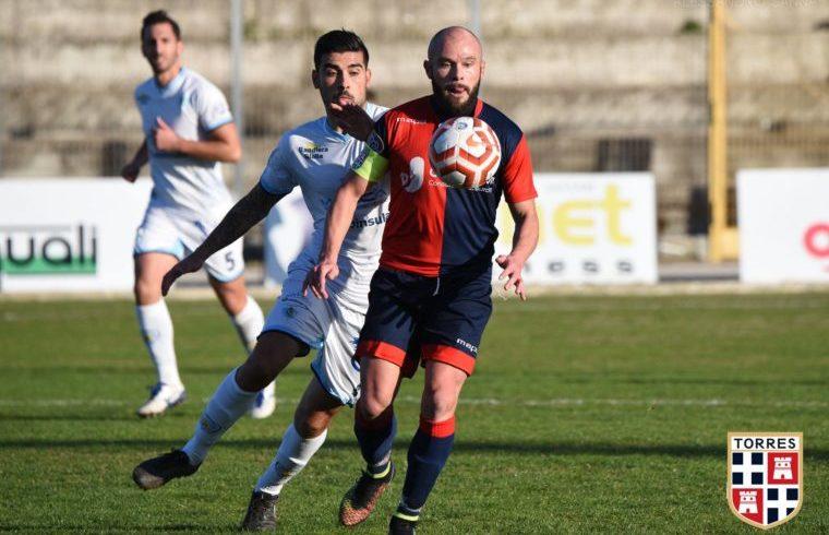 Giacomo Demartis (Torres) in azione