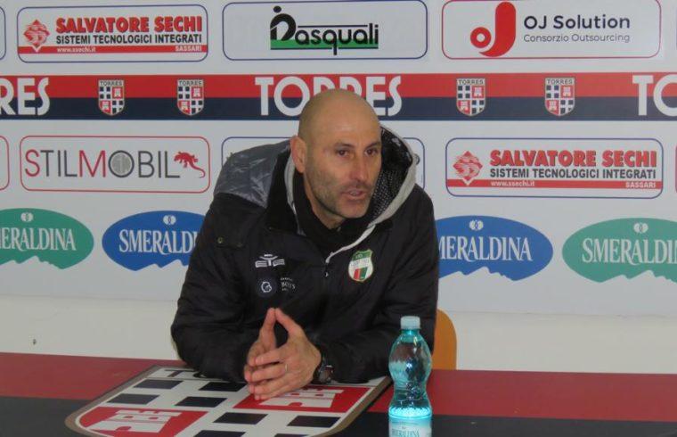 Aldo Gardini in conferenza stampa