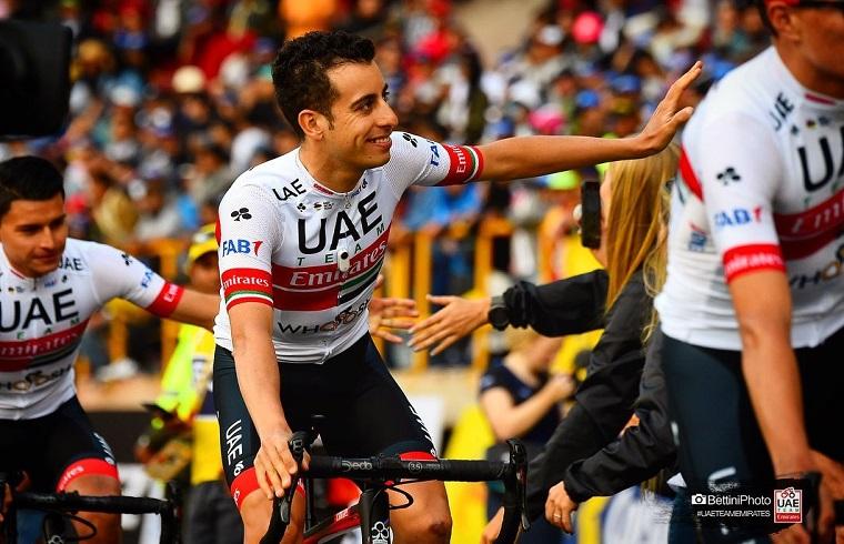 Fabio Aru al Tour de Colombia