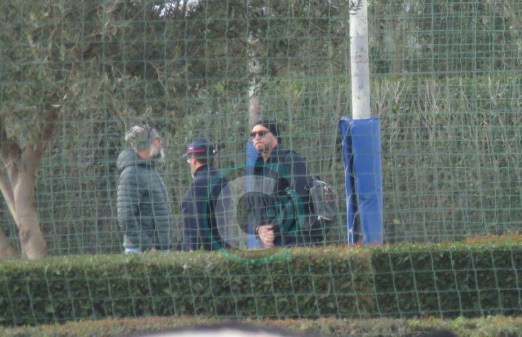 Walter Zenga con Canzi e Carli | Foto centotrentuno.com