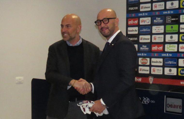 Tommaso Giulini e Walter Zenga alla presentazione