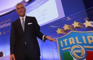 Gabriele Gravina, presidente della FIGC
