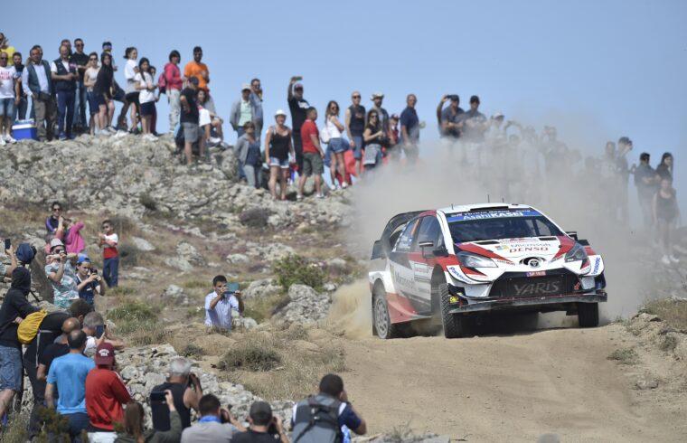 Tanak-Jarveoja nella scorsa edizione della gara
