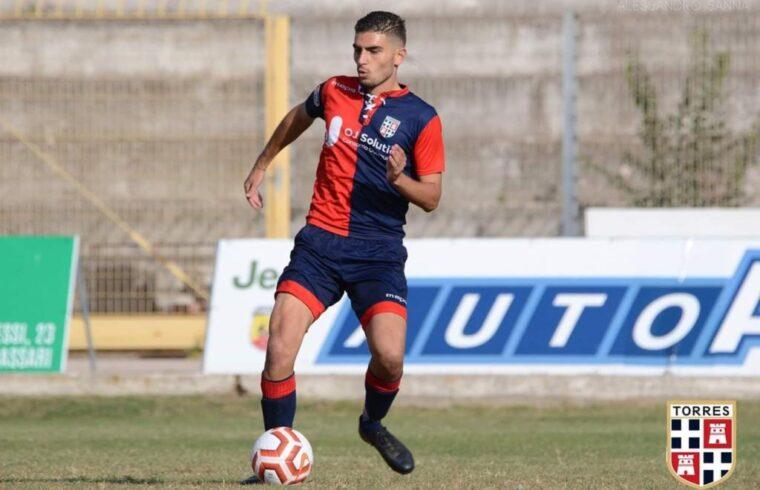 Riccardo Pinna | Foto Alessandro Sanna - Torres Calcio