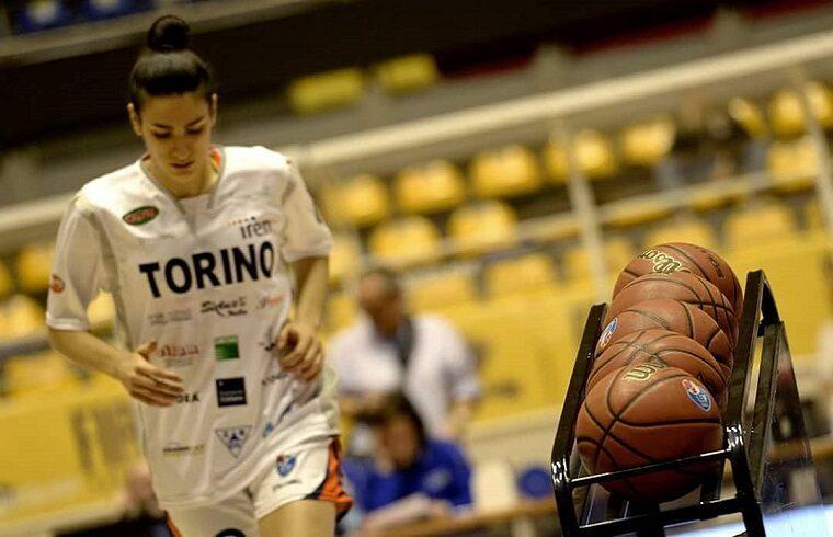 Giovanna Pertile con la maglia di Torino
