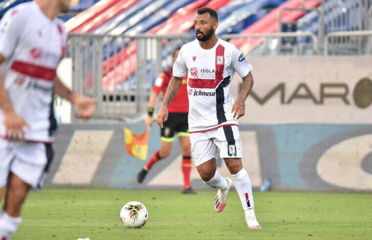 Joao Pedro in Cagliari Calcio-Udinese | Foto Luigi Canu