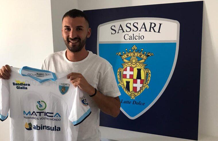 Paolo Palmas confermato al Sassari calcio Latte Dolce