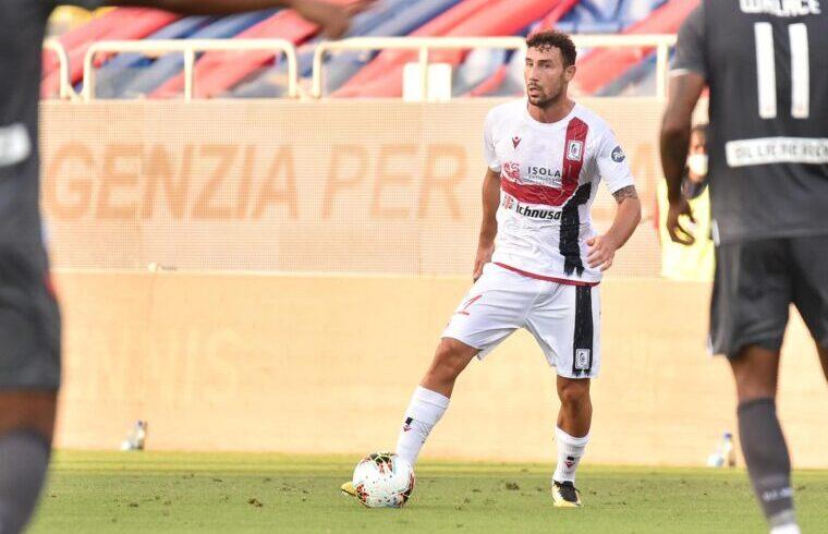 Arthur Ionita contro l'Udinese | Foto Luigi Canu