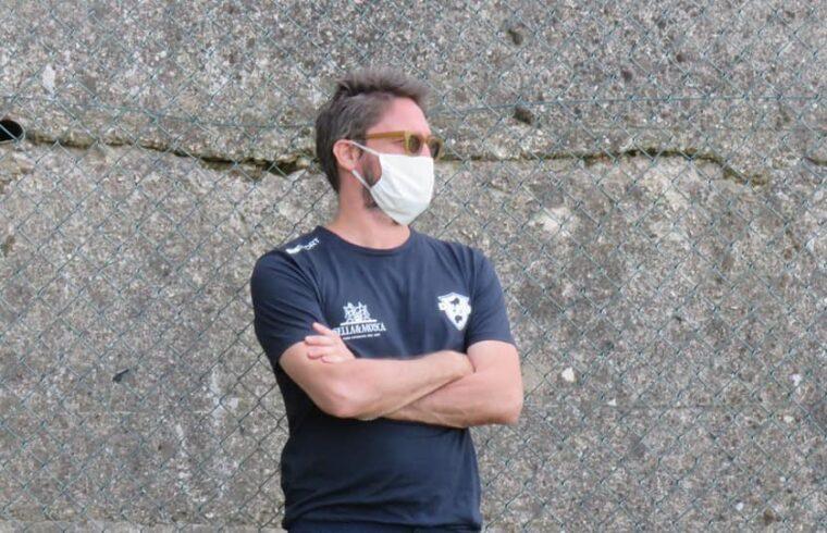 Gianmarco Pozzecco nel ritiro di Aritzo | Foto centotrentuno.com