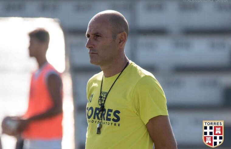 Aldo Gardini | Foto Alessandro Sanna - Torres Calcio