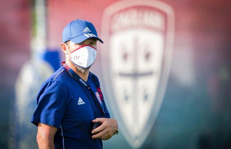 Eusebio Di Francesco | Foto Cagliari Calcio
