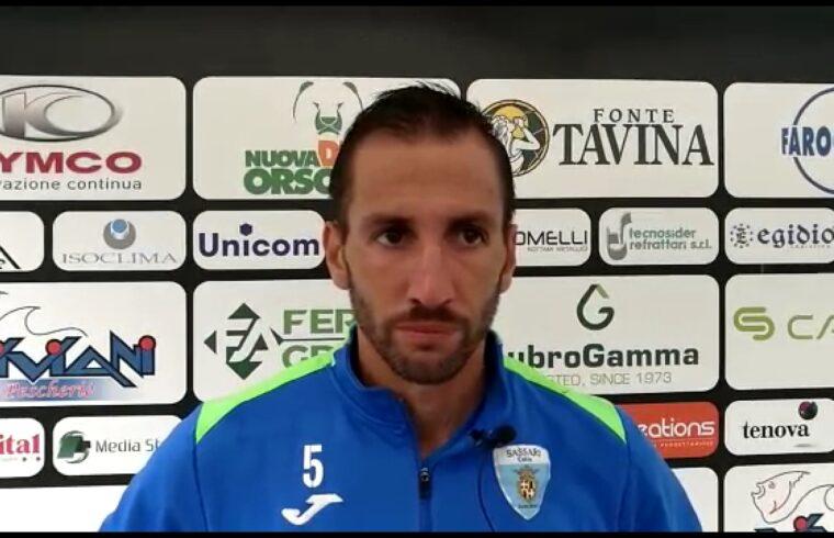 Daniele Bianchi, centrocampista del Latte Dolce