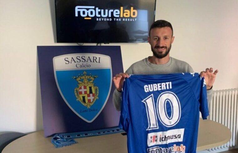 Stefano Guberti è un nuovo giocatore del Sassari calcio Latte Dolce