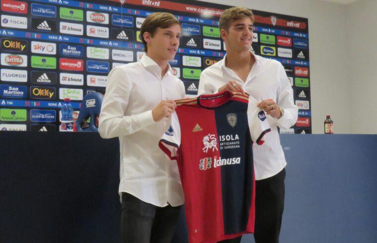 Matteo Tramoni e Alessandro Tripaldelli