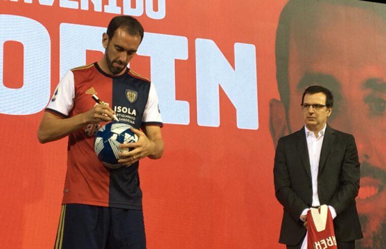 Diego Godin e Pepe Herrera