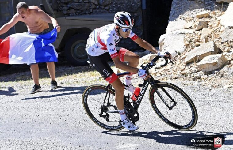 Fabio Aru | Bettini Photo - UAE Emirates
