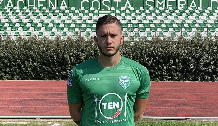 Camillo Menichelli | Foto Arzachena Calcio