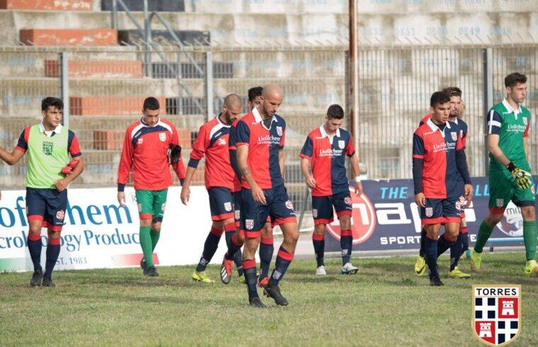 Un altra sconfitta per la Torres | Foto Alessandro Sanna - Torres Calcio