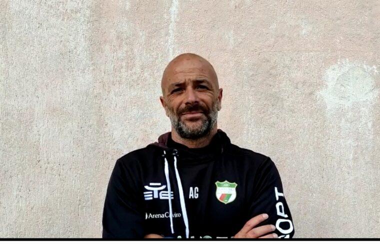 Alfonso Greco, tecnico del Lanusei
