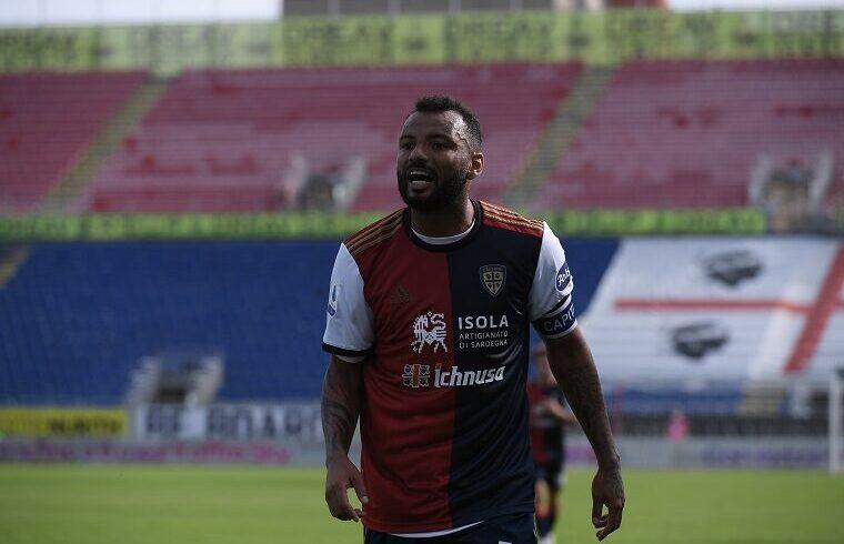 Joao Pedro esulta dopo un gol | Foto Emanuele Perrone