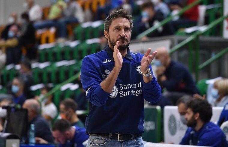 Gianmarco Pozzecco   Foto Luigi Canu