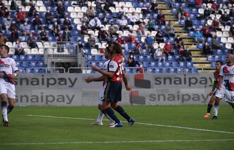 Pavoletti entraton nel finale di Bologna