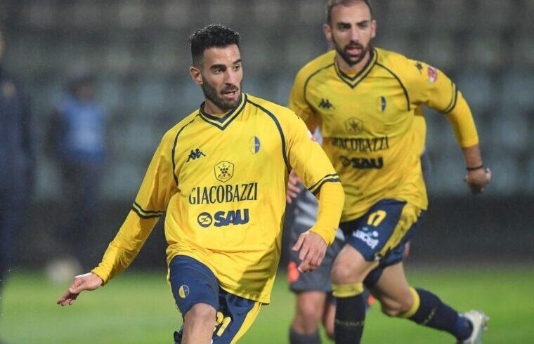 Mattia Muroni | Foto Fiocchi - Modena Calcio