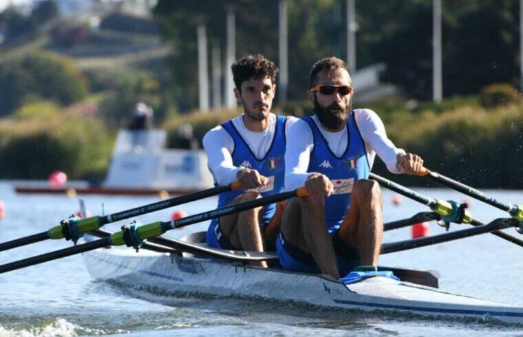 Stefano Oppo e Pietro Ruta
