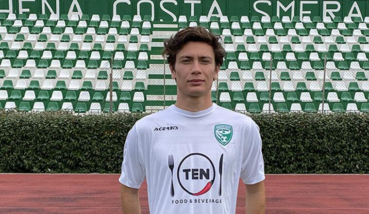 Adriano Fusco   Foto Arzachena Calcio