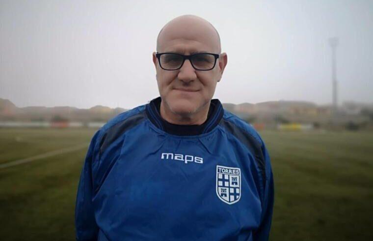 Archimede Graziani | Foto Torres Calcio