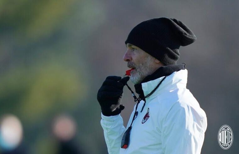 Stefano Pioli | Foto AC Milan