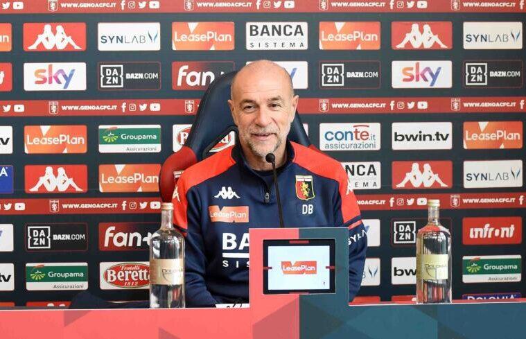 Davide Ballardini | Foto Genoa FC