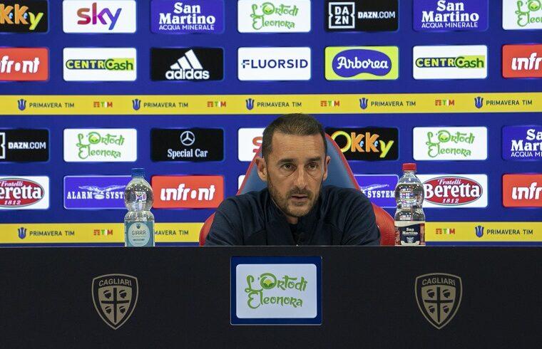 Alessandro Agostini | Foto Cagliari Calcio