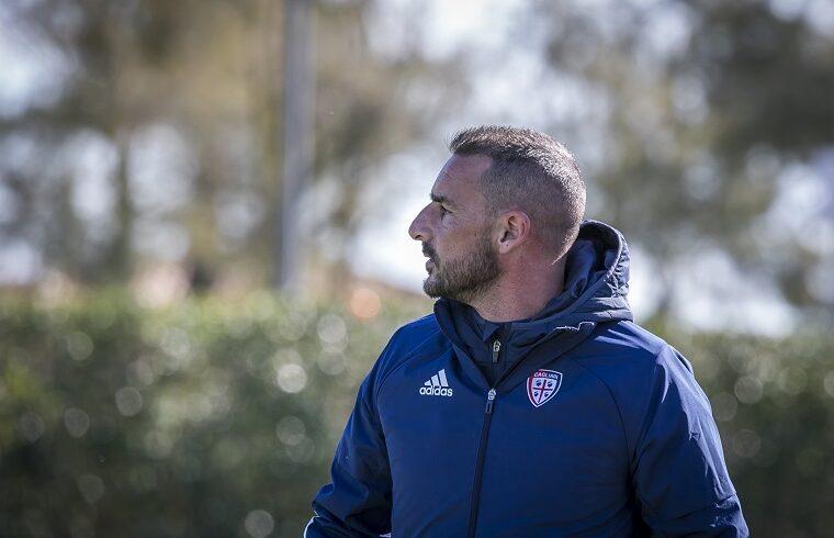 Alessandro Agostini | Foto Valerio Spano - Cagliari Calcio