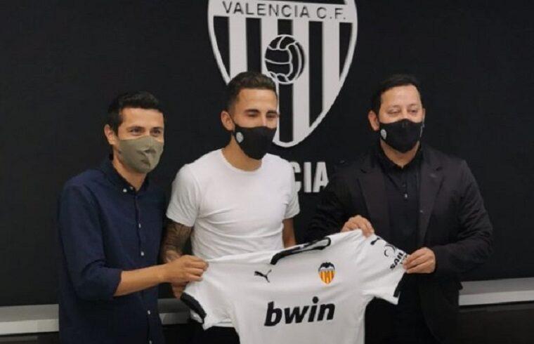 La presentazione di Oliva a Valencia