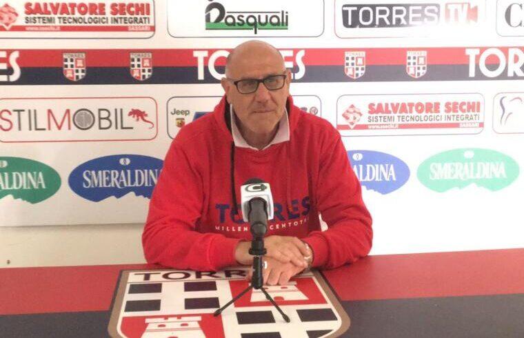 Archimede Graziani in conferenza stampa | Foto Centotrentuno