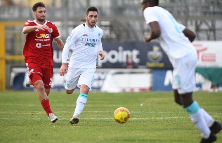 Roberto Biancu in Olbia - Alessandria | Foto Sandro Giordano