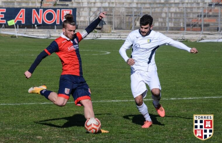 Lorenzo Melli, capitano della Torres | Foto Alessandro Sanna