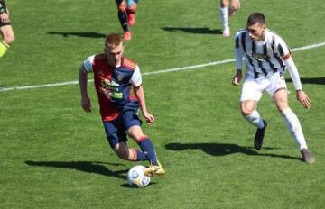 Isaias Delpupo contro la Juventus   Foto Elena Accardi
