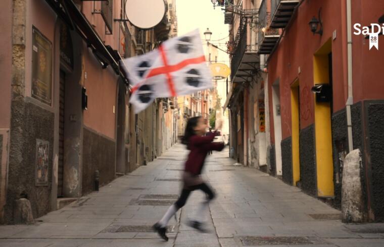 """Un estratto del video realizzato da ANS per la campagna """"Custa est s'ora"""""""