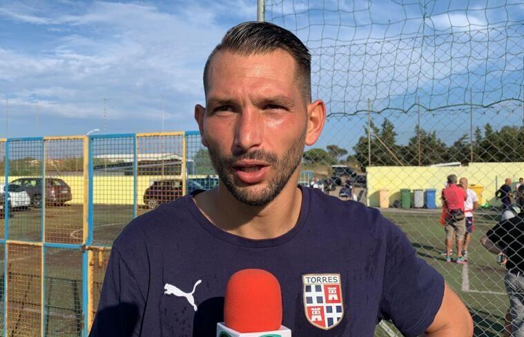 Gigi Scotto, capitano della Torres | Foto Centotrentuno